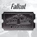 Nuka World (Fallout) Silver Plated Limited Edition Ticket Replica - Image 2