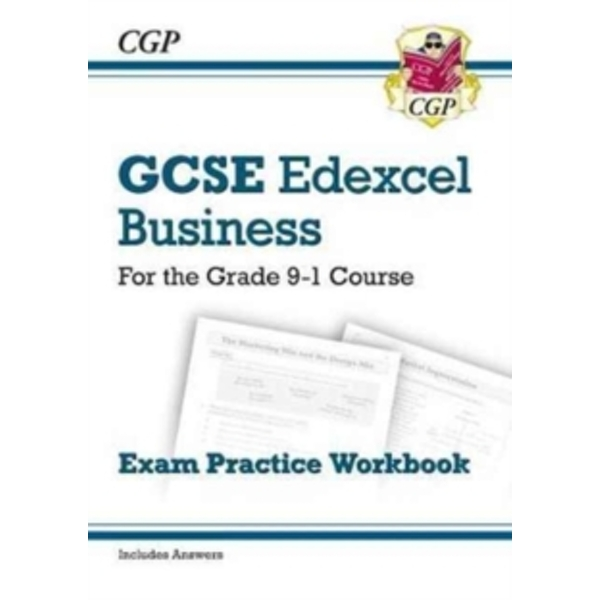 New GCSE Business Edexcel Exam Practice Workbook - For the Grade 9-1 Course by CGP Books (Paperback, 2017)