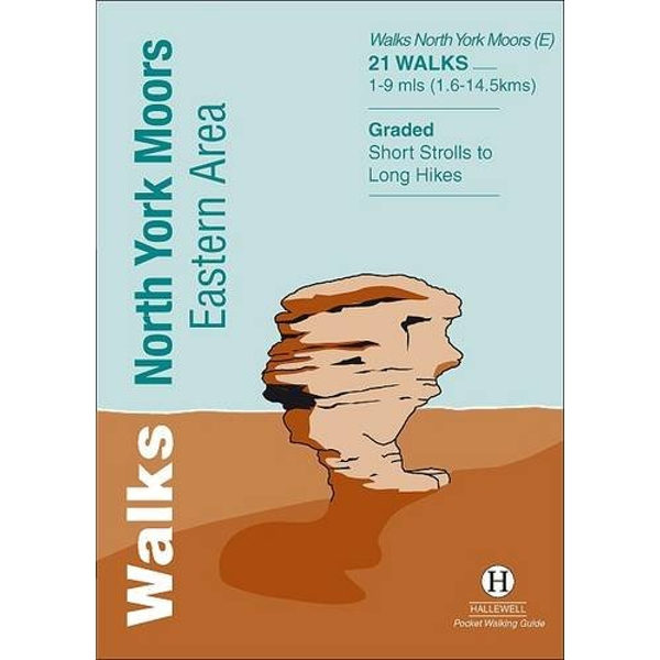 Walks North York Moors: Eastern Area by Richard Hallewell (Paperback, 2009)
