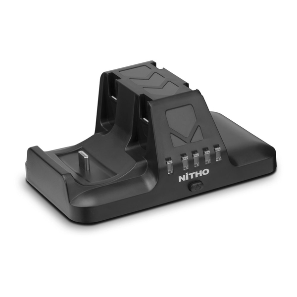 Nitho Dual Charger Pro Charging Station For Nintendo Switch