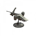 Terminator 2 1:32 Aerial Hunter Killer Model Kit