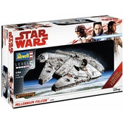 Limited Edition Millennium Falcon (Star Wars) 1:144 Scale Level 5 Revell Master Series