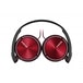 Sony MDR-ZX310AP Foldable Headphones Metallic Red - Image 2
