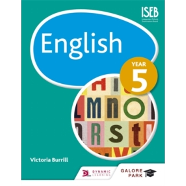 English Year 5 by Victoria Burrill (Paperback, 2017)