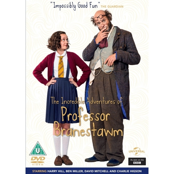 The Incredible Adventures of Professor Branestawm DVD