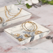 Ceramic Marble Jewellery Dishes - Set of 2 | M&W - Image 4