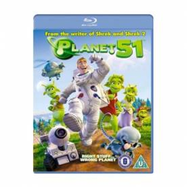 Planet 51 Blu-Ray - Image 1
