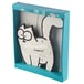 Simon's Cat Wall Clock - Image 2