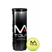 MANTIS Tour Tennis Balls Tube of 3