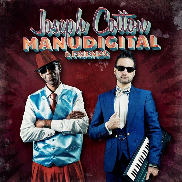 Manudigital - Manudigital Meets Joseph Cotton and Friends Vinyl