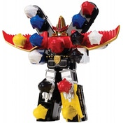 Power Rangers Megaforce Battle Fire Megazord