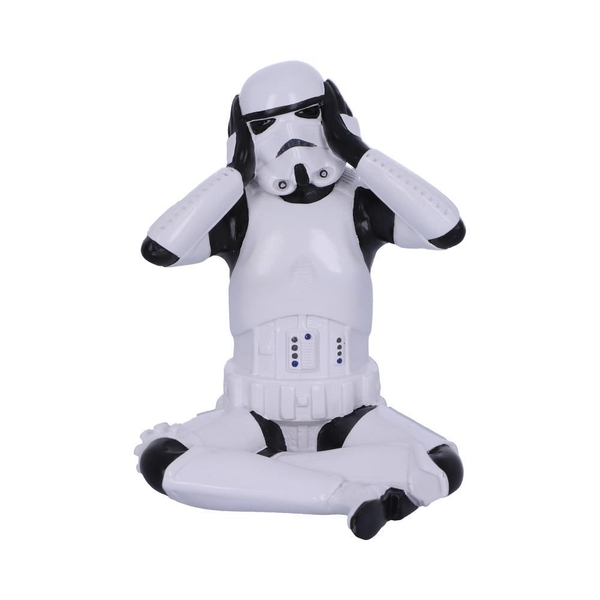Hear No Evil Stormtrooper (Star Wars) Figurine - Image 1