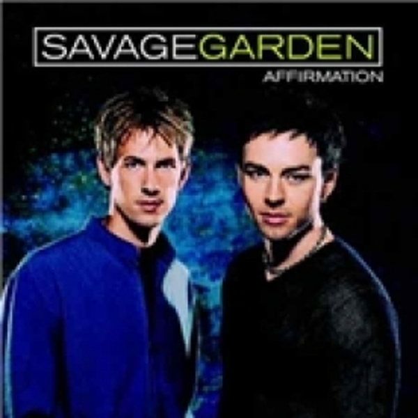 Savage Garden Affirmation CD