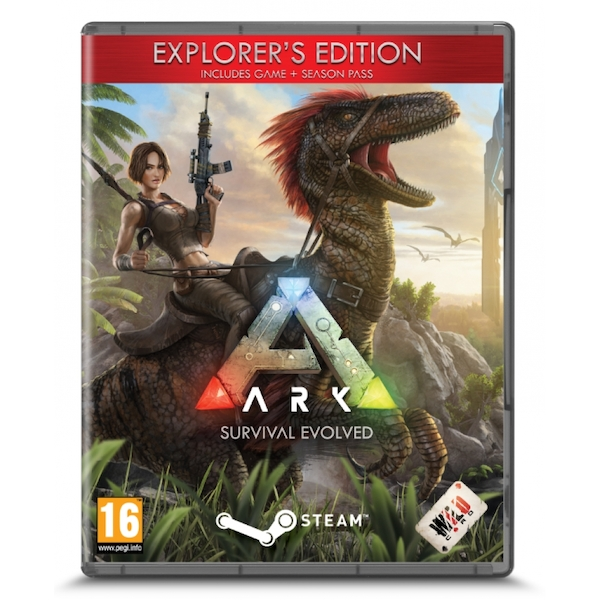 Ark Survival Evolved Explorers Edition PC Game