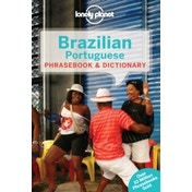 Lonely Planet Brazilian Portuguese Phrasebook & Dictionary by Lonely Planet (Paperback, 2014)