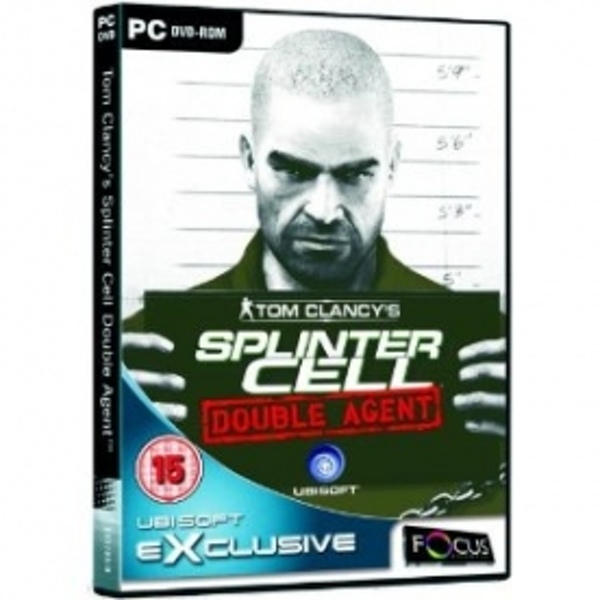 Tom Clancy's Splinter Cell Double Agent Game PC