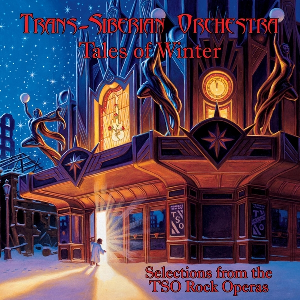 Tales Of Winter - Selections From the TSO Rock Operas CD