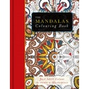 The Mandalas Colouring Book : Just Add Colour