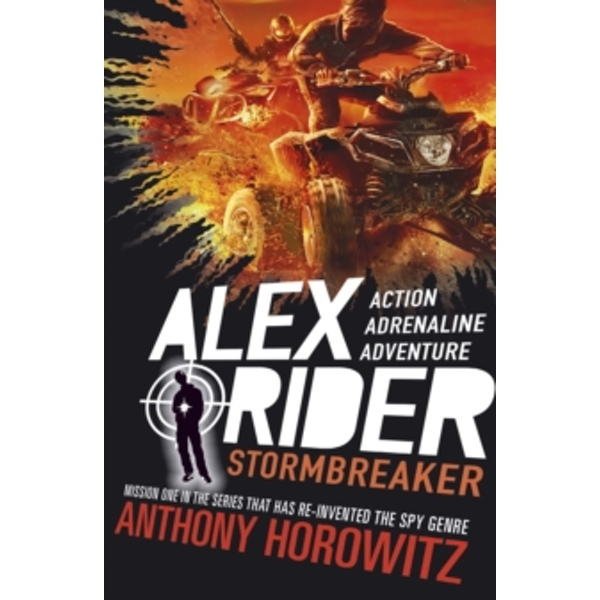 Stormbreaker by Anthony Horowitz (Paperback, 2015)