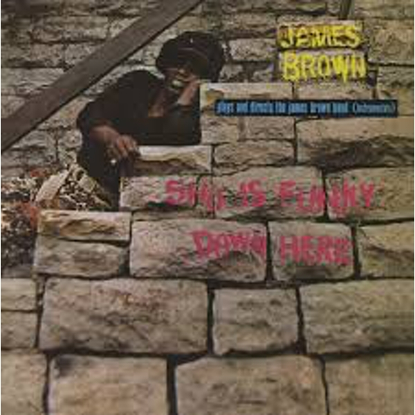 James Brown Plays And Directs The James Brown Band ‎– Sho Is Funky Down Here Vinyl