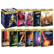Star Trek 1 - 10 Steelbook Blu-Ray
