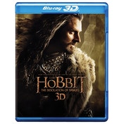 The Hobbit: The Desolation of Smaug (2013) Blu-ray 3D