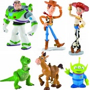 Disney Toy story 3 Figure Set