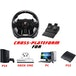Superdrive SV700 Multi Format Steering Wheel with Pedals - Image 5