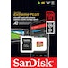 Sandisk 128GB Extreme Plus microSDXC memory card Class 10 - Image 2