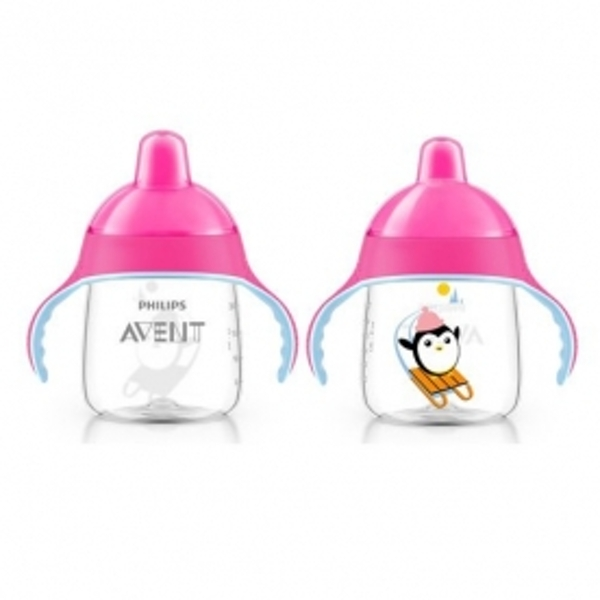 Philips Avent Premium Spout Cup Mixed (9 oz)