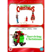 All I Want For Christmas / Surviving Christmas Double Pack DVD