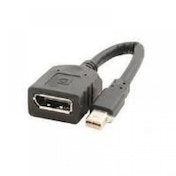 Sapphire Technology Video Cable Mini DisplayPort (M) Connector to DisplayPort (F) Connector with Secure Lock X6
