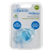 Dr Brown's Orthees Teether (Blue)