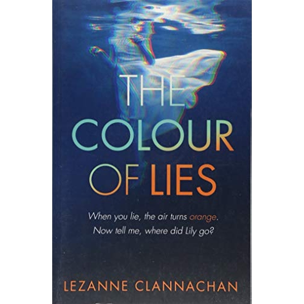 The Colour of Lies  Paperback 2018