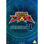 Yu-Gi-Oh! Zexal Season 1 Complete Collection (Episodes 1-49) DVD