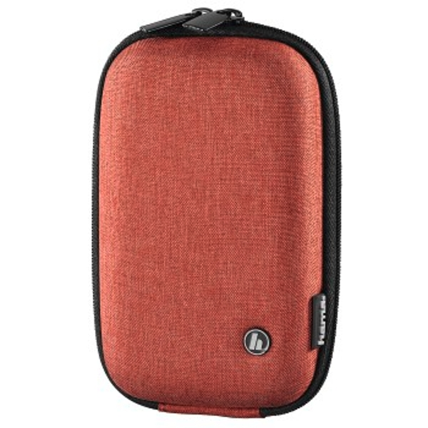 Image of Hama Hardcase Trinidad Camera Bag 80 L Red Travel Bag 18 cm Red