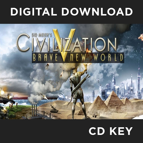 Civilization V: Brave New World OST - Intro Music - YouTube