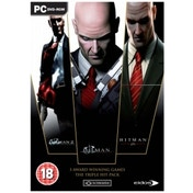 Hitman Triple Pack PC Game
