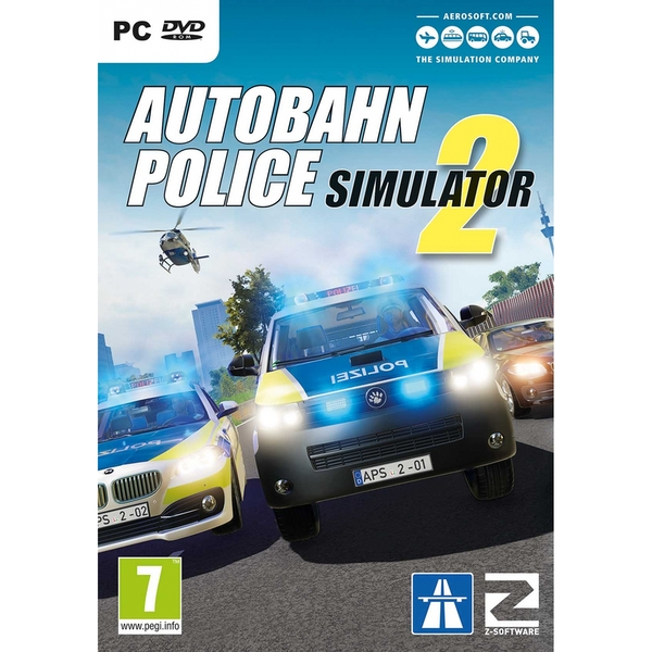 Autobahn Police Simulator 2 PC Game - Image 1