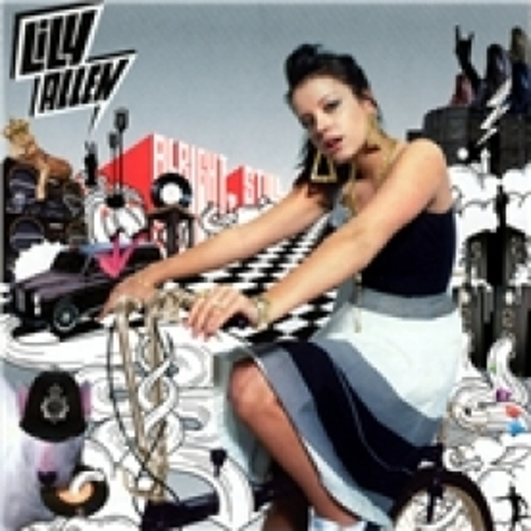 Lily Allen Alright Still CD