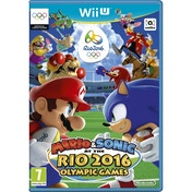 Mario & Sonic at the Rio 2016 Olympic Games Wii U Game