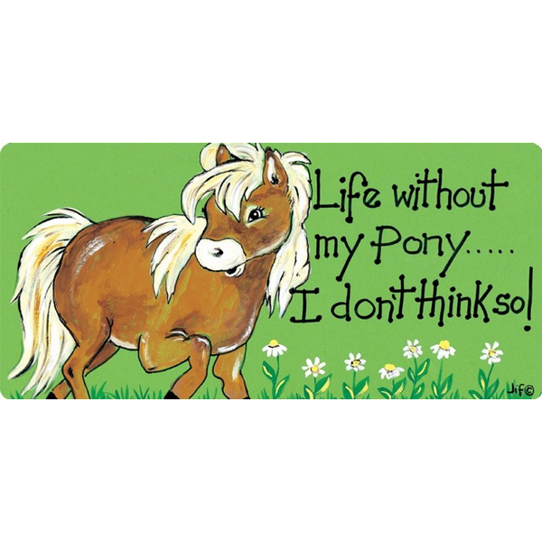 Life Without My Pony Pack Of 12