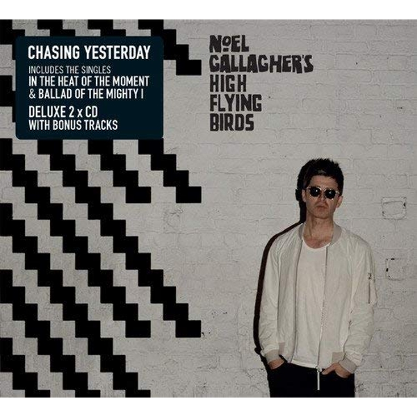 Noel Gallagher's High Flying Birds Noel Gallagher - Chasing Yesterday Deluxe Edition CD