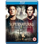 Supernatural Complete Series 4 Blu-ray