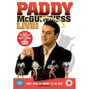 Paddy McGuinness Live DVD