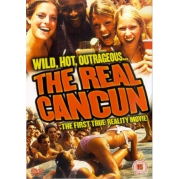 The Real Cancun DVD