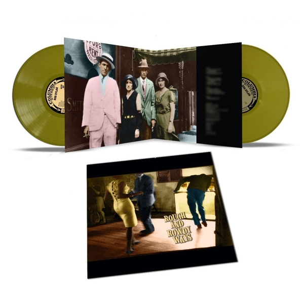 Bob Dylan - Rough And Rowdy Ways Limited Edition Olive Green Vinyl
