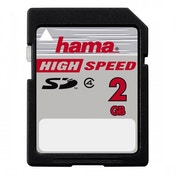 High Speed Secure Digital Card 2 GB 00055377