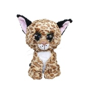 Lumo Stars Lynx 24cm Large Soft Toy