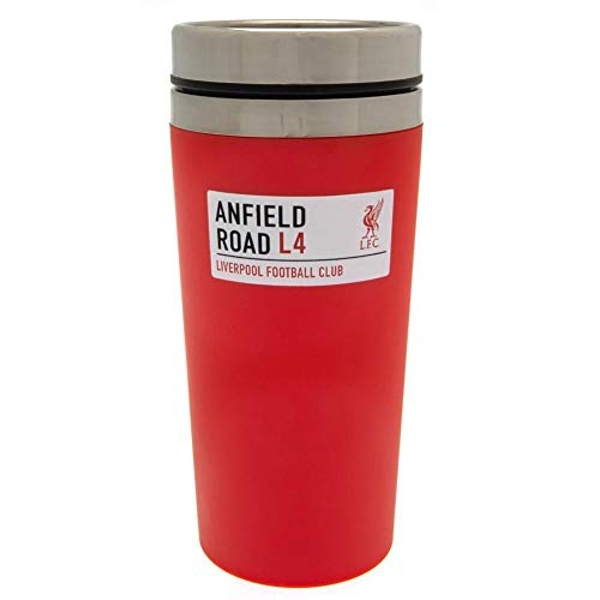 Liverpool FC Anfield Road Travel Mug